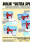 Horizontal Log Splitters-BOLIK 50