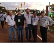 Bellota at Agrishow show in Brazil