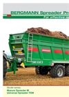 Manure Spreader Products Brochure