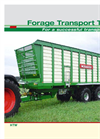 Forage Transport Trailer-HTW 35 / 35 S Brochure