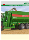 Model GTW 430 - Grain Transfer Trailer Brochure
