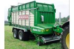 Raptor - Model 35 S - Large Capacity Silage Trailer
