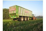 Model HTW 35 / 35 S - Forage Transport Trailer