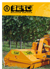Model BF - Mulcher Brochure