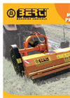 MINI - Model S - Compact Rear Mounted Grass Mulcher Brochure