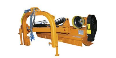 Berti - Model TA/K - Offset / In-Line Mulcher