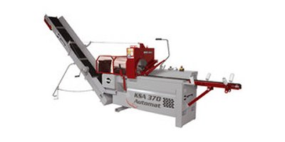 Model KSA 370/1 E - Chainsaw Firewood Processor