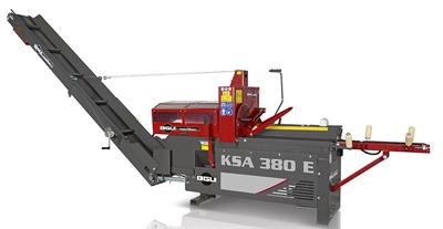 Suma BGU Maschinen - Model KSA 380 E - Automatic Chainsaw Processor