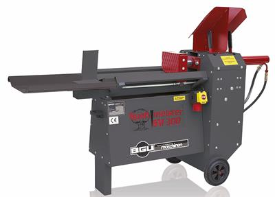 Suma BGU Maschinen - Model SM 300 – 400 V - Horizontal Wood Splitter