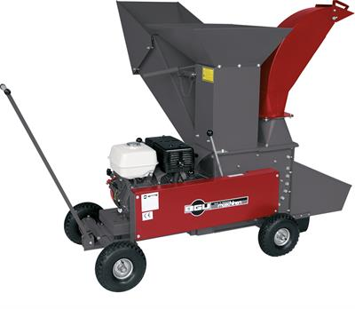 Suma BGU Maschinen - Model GSB 242 Combi - Garden Shredder