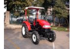Model 20HP-25HP - Four-wheel Tractors