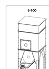 Model 100 - Auger Discharge Silo Brochure