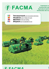FACMA - Model FX - Mulchers - Brochure