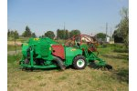 Semek  - Model 1000 - Self Propelled Harvesters