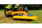 Bomford - Model TB - Twin Blade Mower