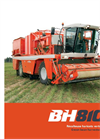 Green Beans - Model BH8100 - Vegetable Harvester Brochure