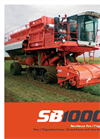 Model SB10000 - Vegetable Harvester Brochure