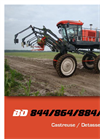 Model BO 844/864/884/894 - Corn-Picker Brochure