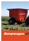 DUMPWAGON - Model 12000 - Self Propelled Corn Pickers Brochure