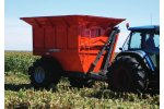 DUMPWAGON  - Model 12000 - Self Propelled Corn Pickers
