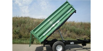 Single-Axle Tipper