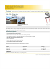 Model A10 - Adapterframe Attachments - Brochure