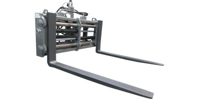 Model Pic. 209H - Pallet fork with Hydr. Adjustable Tines