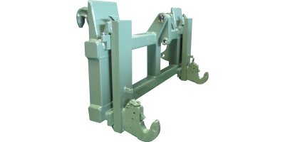Model A20 - Adapterframe Attachments with 3 Point Linkage