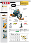 Evo - Model TPE500 - Hydraulic Reach Mowers Brochure