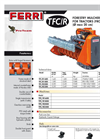 TFC / R Series - Forestry Mulchers Brochure