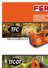 Model TFC - DT / R - Forestry Mulchers  Brochure