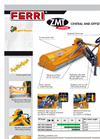 ZMT FARMING - Central and Offset Mowers Brochure