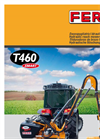 Farm - Model TP51 - Hydraulic Reach Mowers Brochure