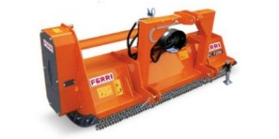 Model TFC / F - Forestry Mulchers