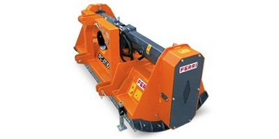 Model TFC - DT / R - Forestry Mulchers