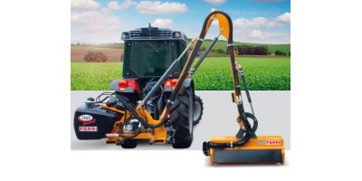SMART Country - Model T460 - Dual Reach Mower