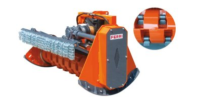 Model TFC / R  - Forestry Mulchers