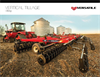 Versatile - Vertical Tillage Brochure