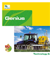 Genius - Boom Sprayers Brochure