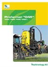 Profarmer - Mounted Sprayer Brochure