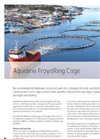 Aqualine FrøyaRing Floating collar Brochure