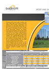 Sport Nets Brochure