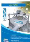 Roto Disc Leaf Screener Brochure
