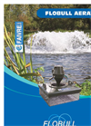 FLOBULL - Floating Surface Aerator Brochure