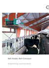 Automatic Feeding Belt Feeder Brochure