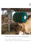 Model E & M - Cow Brush Brochure