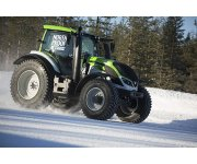 GKN Wheels feature on world's fastest tractor