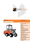 PIXY - Model 41T - Mini Loader Brochure