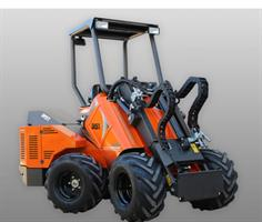 Cast - Model 35T - Articulated Mini Loader