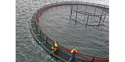 Triton - Model 400 and 450  - Fish Farming Cages/Pens